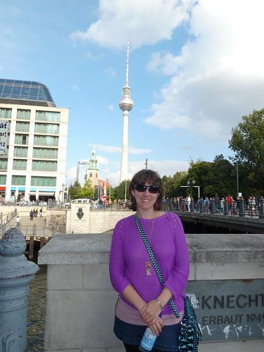 Me and the Fernsehturm