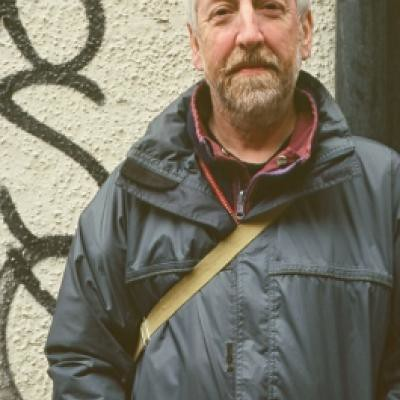 Gerry Loose, headlining at Shore Poets THIS MONTH! (October!)