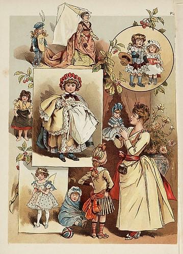 018- De groote poppen vergadering te Utrecht-1889-© Royal Library