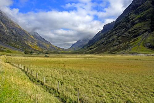 scotland glen highland glencoe lochaber simplysuperb