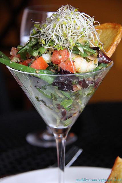 Moe's Bistro, Lebanon, Shrimp Martini