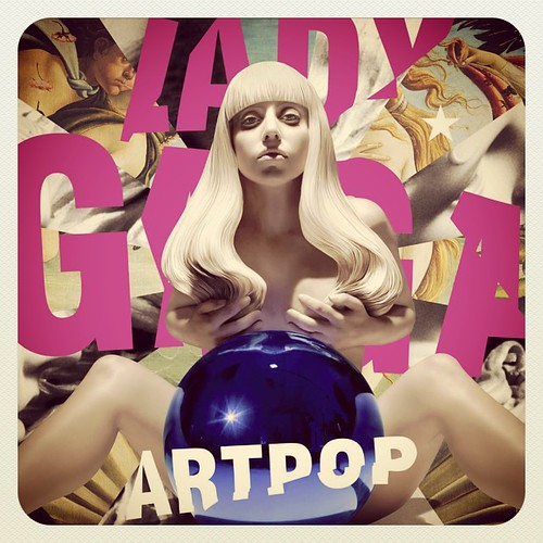 Art pop #ladygaga #artpop #iTunesRadio What do u think? #music www.therabbitandtherobin.co.za {follow me @robindeel on Instagram} Official @rabbitandrobin  @ladygaga_artpop