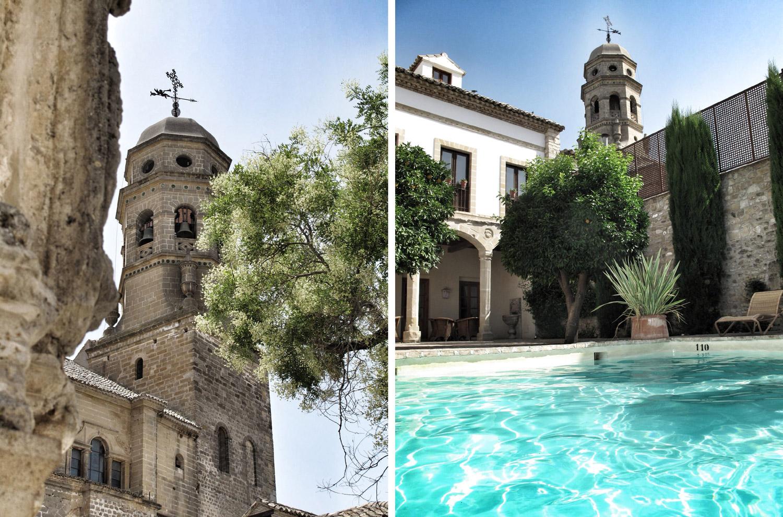 Torre de la Catedral de la Natividad de Nuestra Señora _hotel puerta de la luna