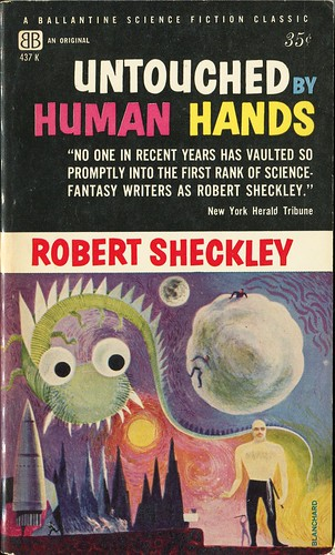 Robert Sheckley - Untouched by Human Hands