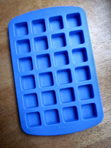 Wilton Silicon Square Mold