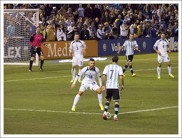 Argentina v Bosnia 6