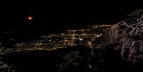 california moon night palmsprings coachellavalley mountsanjacinto palmspringsaerialtramway sanjacintopeak nikon18200mmvrii nikond7000 palmsprings2013