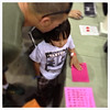 Making Vinyl Stickers at Maker Faire by Kiet Callies