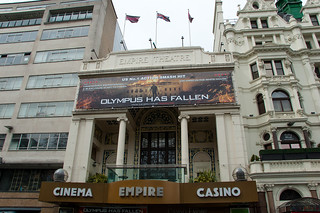 Empire Cinema sur Leicester Square