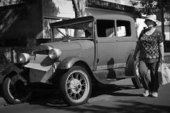 Ford A  TUDOR 1928/1929 | - Stroling  @ Maldonado | 131201-0219-jikatu