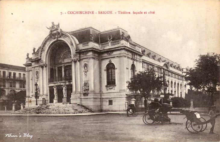 Saigon theatre