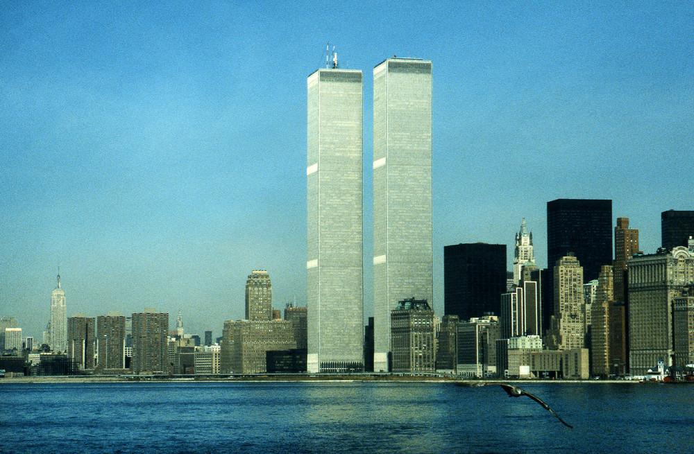 NEW YORK ARCHITECTURES