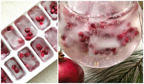 Mrs. Fields Secrets Pomegranate Ice