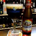 ベルギービール大好き!! フローレフ・ダブル Floreffe Double