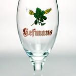 ベルギービール大好き!!【リーフマンスの専用グラス】(管理人所有 )