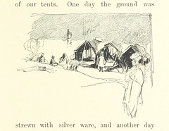 "British Library digitised image from page 317 of ""An Artist in the Himalayas ... Illustrated by over 100 original sketches made on the journey"""