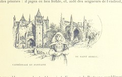 """British Library digitised image from page 291 of """"Zig-Zags en Bretagne, etc [Illustrated.]"""""""