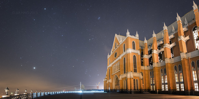 Starry Church