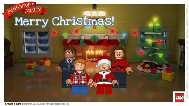 Lego Minifig Family 1