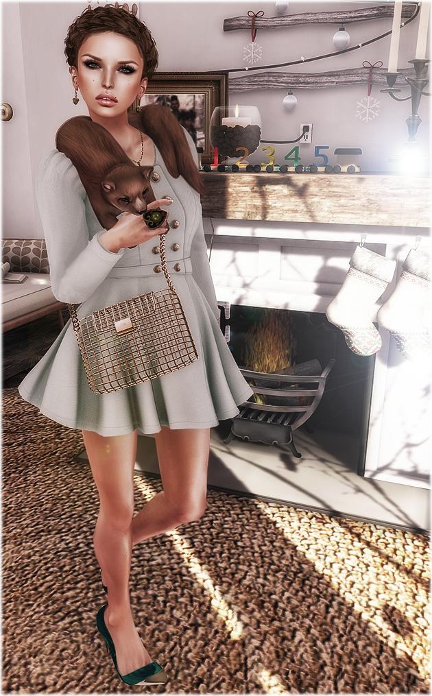 Mint lady