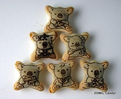 Koala's March Cookies - Lotte