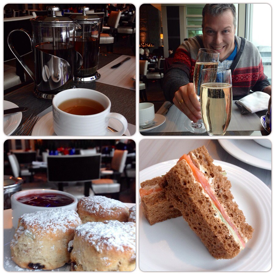 Lovely afternoon tea with @TheMarcSmith at @FairmontYVR today [Flickr]