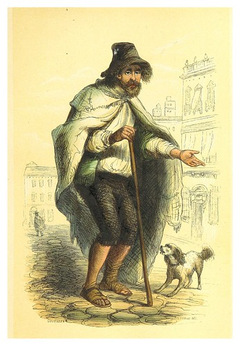 026-Mendigo-via flickr-La Spagna, opera storica, artistica, pittoresca e monumentale..1850-51- British Library