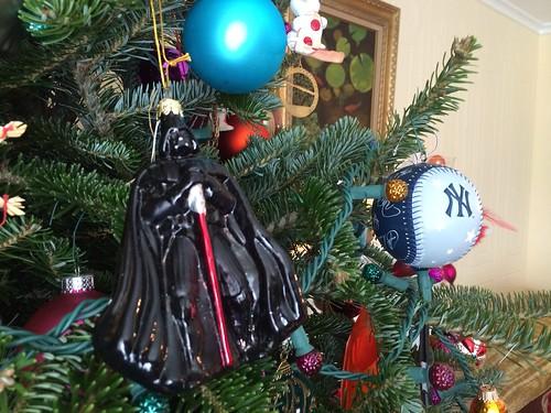 Yankees and Vader
