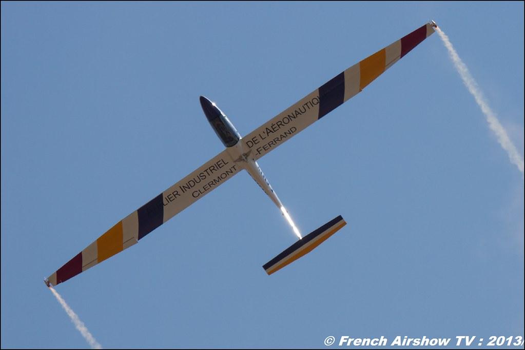 Planeur B4 Pilatus deDenis HARTMANNau Free Flight World Masters Valence 2013, Meeting aerien 2013