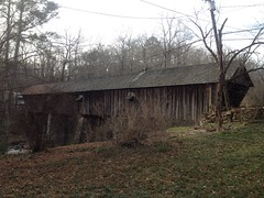Concord Road Covered Bridge