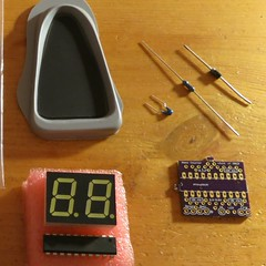 LTAR Display Kit Parts