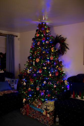 Grandma Pinky's tree.