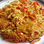 Asia Crispy Noodle Cake