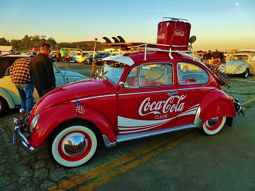 The Coca Cola Beetle