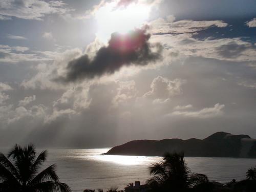 sea sky nature natal sunrise mar natureza céu reflexions amanhecer rn pontanegra marciarosa
