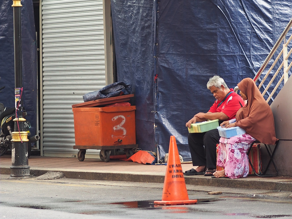 Streets of Little India, Kuala Lumpur