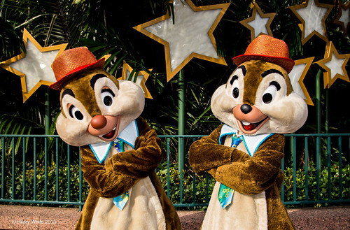 Chip & Dale