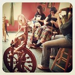 Scenes from a day off #spinning #spinningwheel