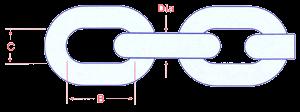 Short Link Chain Grade 80 Image
