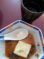 140117 My favorite: Agedashi tofu (I could eat thi…