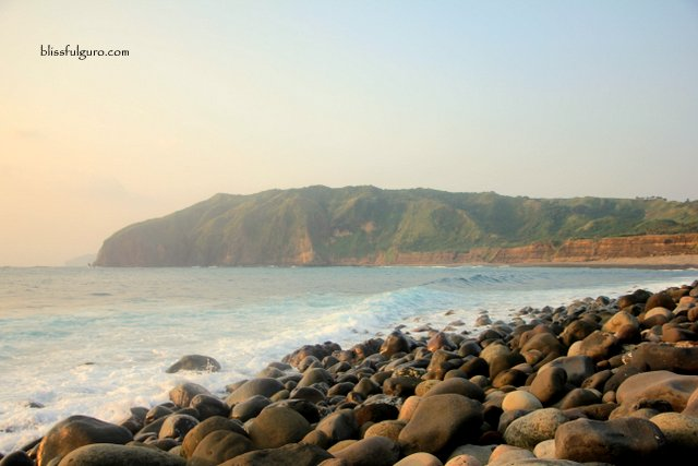 Valugan Boulder Beach Batanes