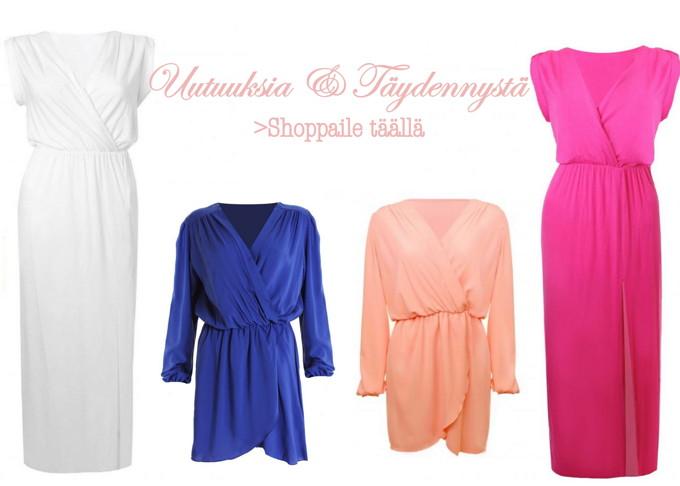 Uusia mekkoja kietaisumallissa - Xenia s day c224a149ee