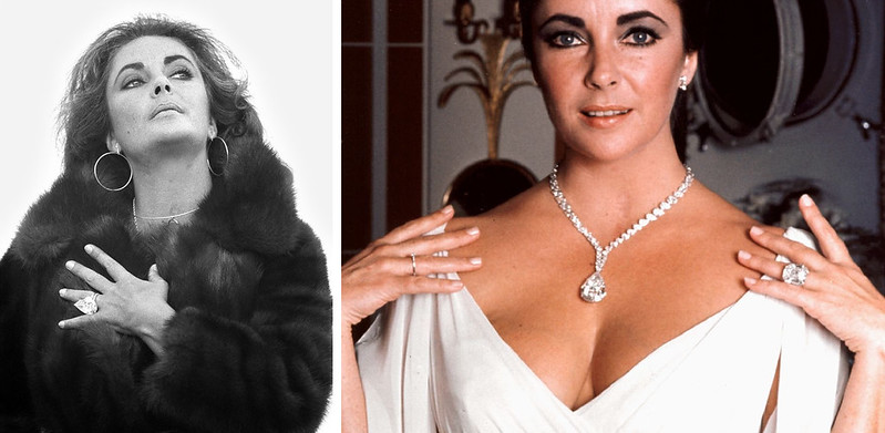 Elizabeth Taylor: The Taylor-Burton Diamond