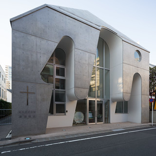 Harajuku Protestant Church