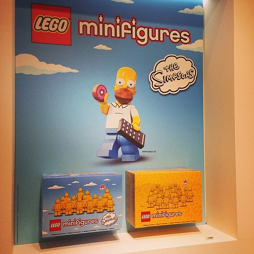 LEGO Simpsons Collectable Minifigures