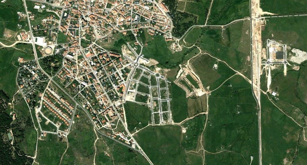 el espinar, segovia, tierra del vargas, antes, urbanismo, planeamiento, urbano, desastre, urbanístico, construcción