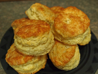 Plate O'Biscuits