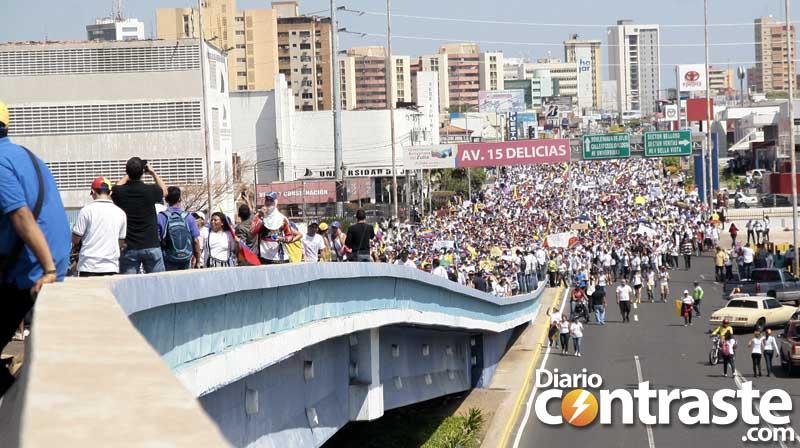 Multitudinaria-Marcha-Maracaibo-Zulia-Protesta2