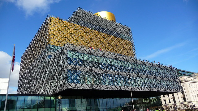 The New Library Birmingham