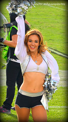 2013 Oakland Raiderette Monica
